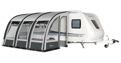 2019 Dorema Magnum Air 390 Inflatable Awning WeatherTex