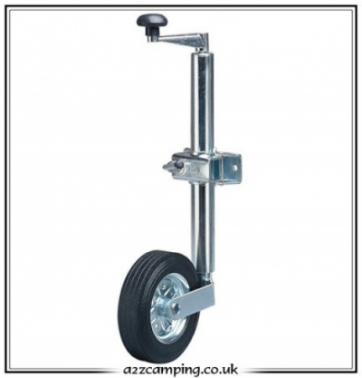 42mm Jockey Wheel Kit with Clamp