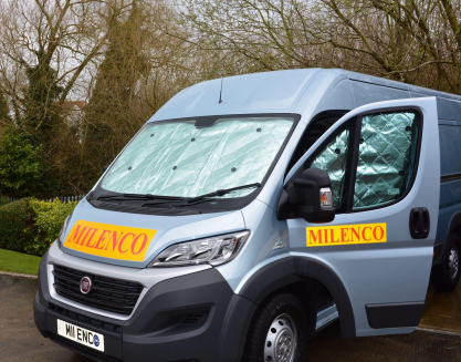 Milenco Thermal Windscreen Blinds