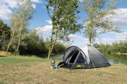 Kampa Brighton 3/4/5 Adventure Tent | 2019