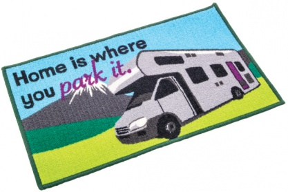 Quest Leisure Washable Caravan Motorhome Floor Mat
