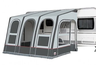 2019 Dorema Futura Air All Season Inflatable Porch Awning