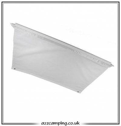 Single Caravan Wheel Arch Cover
