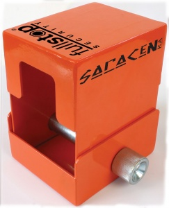 Saracen Hitch Lock for Ifor Williams Hitches