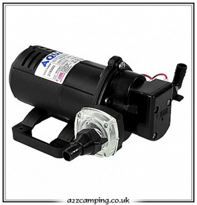 Fiamma Aqua 8 Quiet Power Pump C01 Type