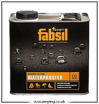 Grangers Fabsil Universal Silicone Waterproofer 2.5 litre