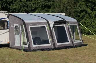 2017 Sunncamp Inceptor 450 Air Plus