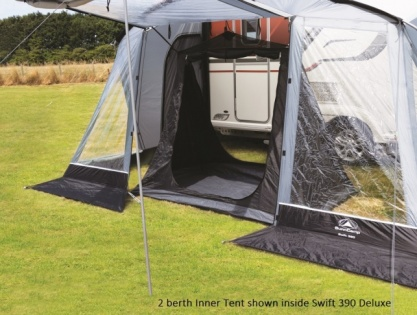 Sunncamp Swift/Dash DLX/Air Inner Tent
