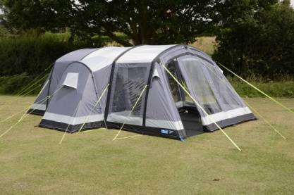 Kampa Bergen 4 AIR Pro Inflatable Tent | 2019