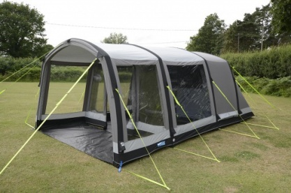 Kampa Hayling 4 Classic AIR Pro Polycotton Inflatable Tent | 2019
