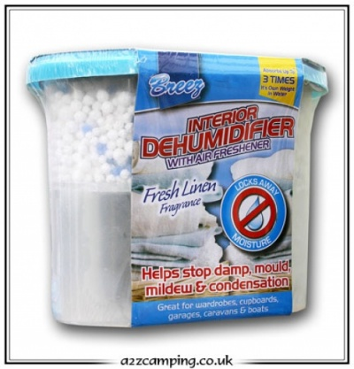 500ml Scented Household Dehumidifier - ocean