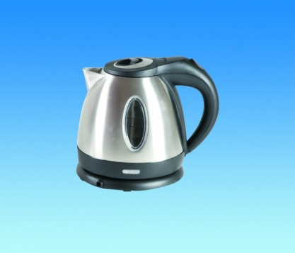 STAINLESS STEEL CORDLESS KETTLE 1.2 LITRE 780-900W