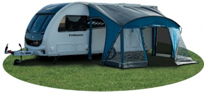 Quest Falcon 390 Caravan Porch Awning | 2020