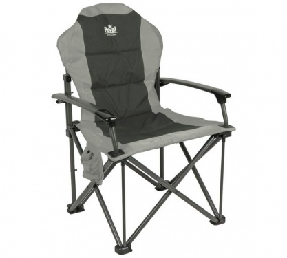 Royal Commander Chair - Black