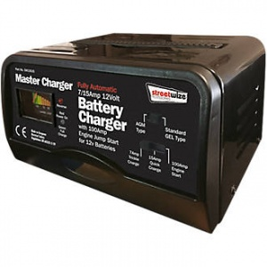 7/15 Amp 6/12 Volt Professional Leisure Battery Charger