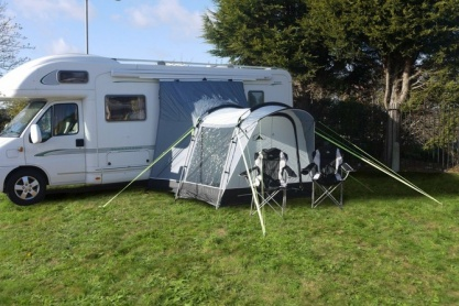 2019 Sunncamp Silhouette 225 Motor Plus Awning