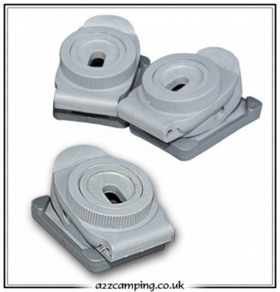 Kampa Stepped Quick Fix Pads (Twin Pack)