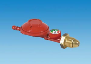 Propane Gas Gauge Regulator