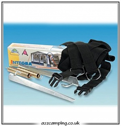 Universal Awning Tie Down Storm Kit Storm Straps