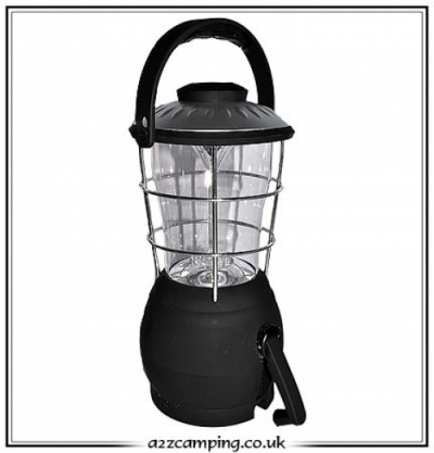 Wind Up 12 LED Camping Lantern