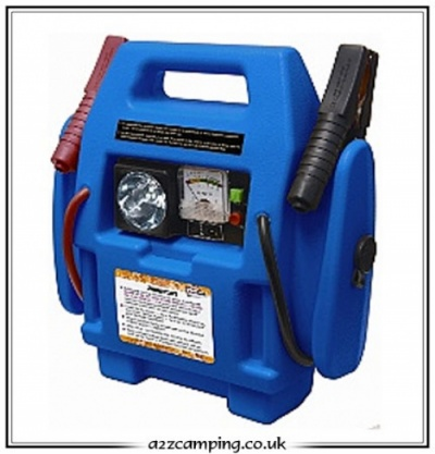 Portable Power Station, Engine Starter and Battery Chargers