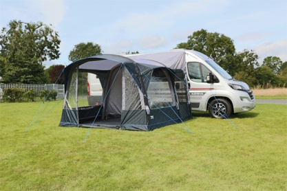 Quest Westfield Aquarius Pro Low Drive Away Awning