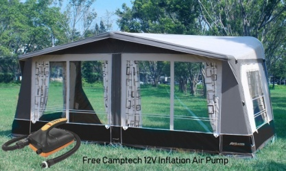 Camptech Kensington Full Traditional Inflatable Awning