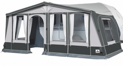 Dorema Horizon AIR All Season Full Caravan Awning