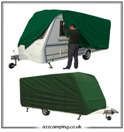 Kampa Prestige 4 Ply Breathable Caravan Cover