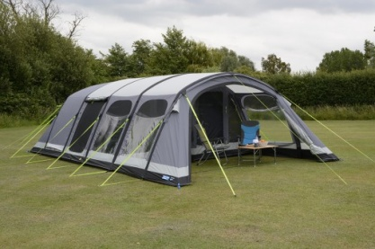 Kampa Studland 8 AIR Pro Inflatable Tent | 2019