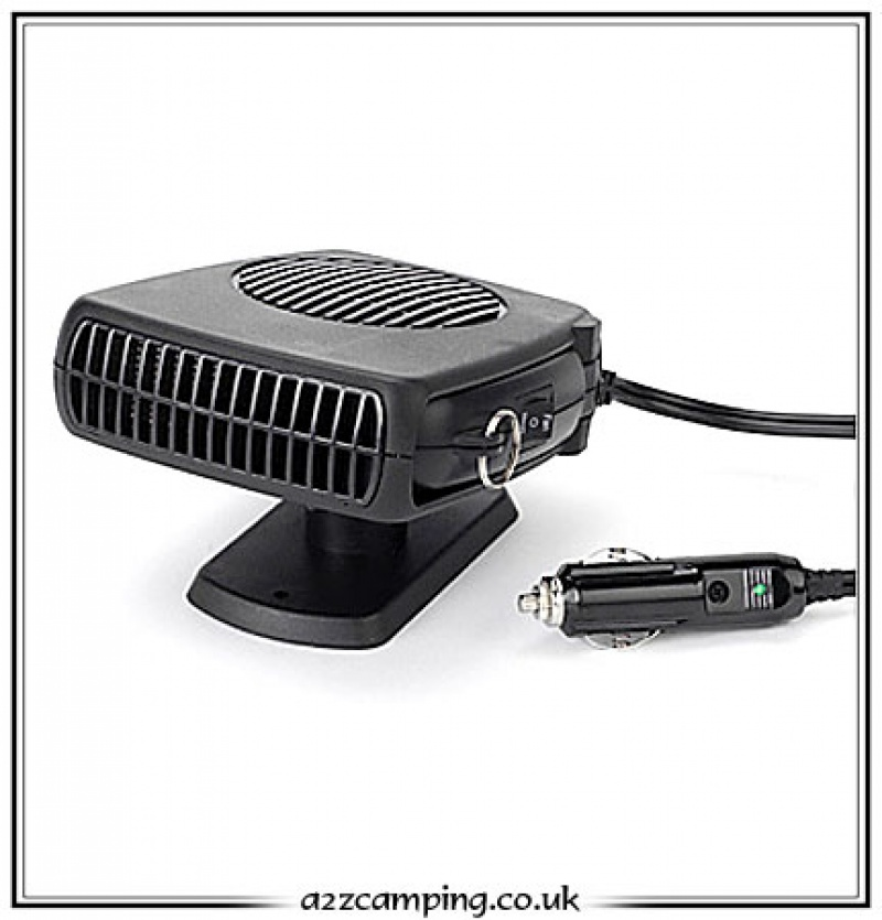 12v Auto Heater Defroster Cooler Car Windscreen Defroster