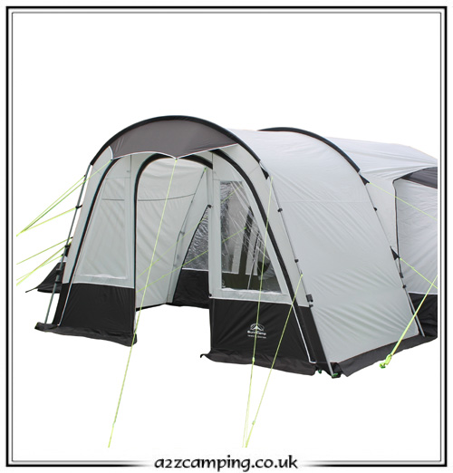 & Sunncamp Verano DL Tent Canopy Extension
