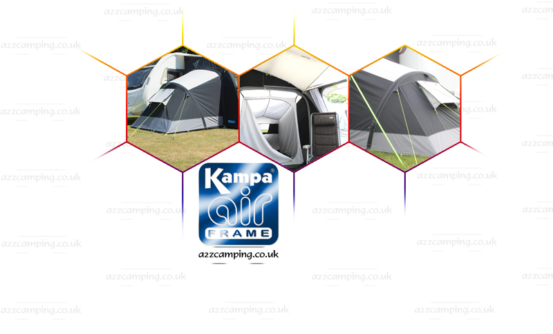 2017 Kampa Bedroom Annexe For Rally Air Pro Amp Ace Air