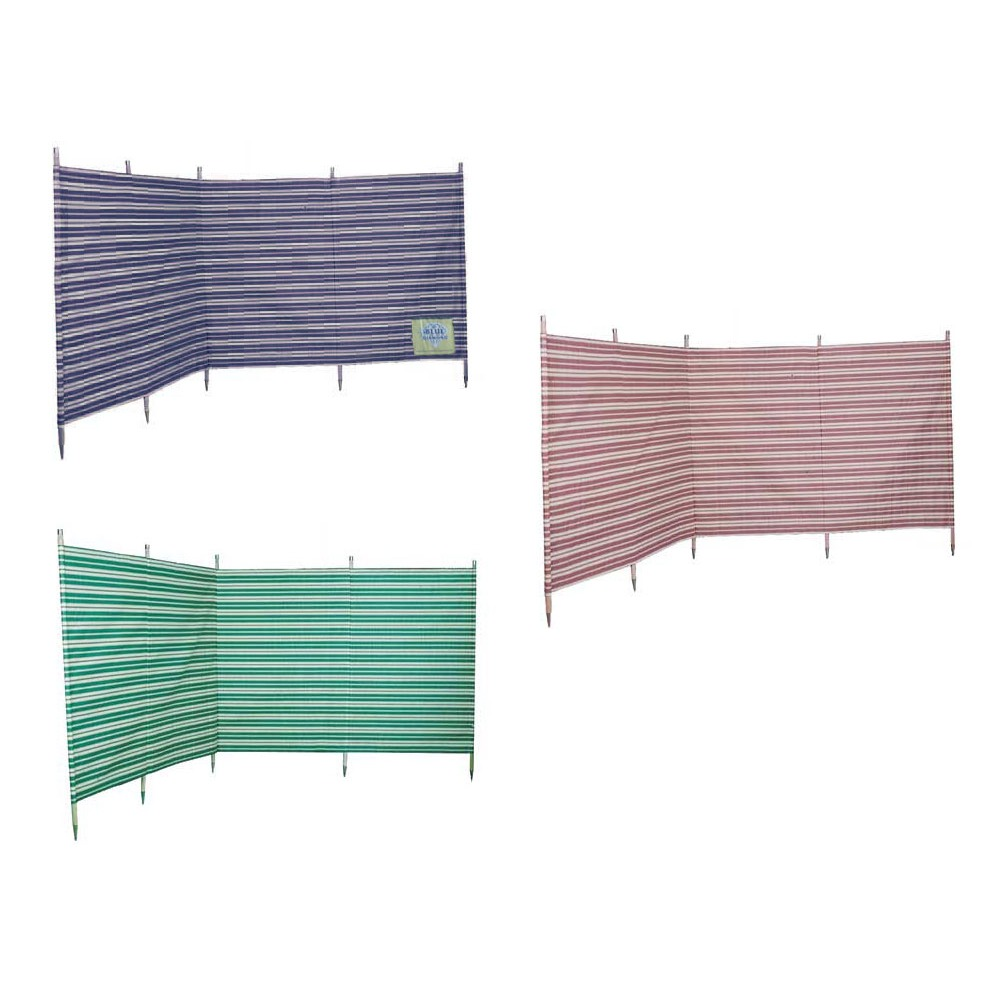 Outdoor Revolution 5 Pole Fabric Windbreak