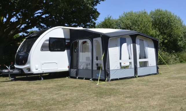 Kampa Club Air Pro Inflatable Awning 2019
