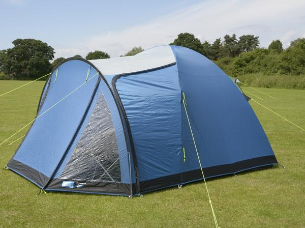 K&a Brighton 5 Tent 2017 & 4 u0026 5 Berth Tents
