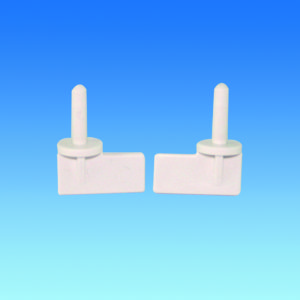 Water Plug Retaining Flags Pins Clips
