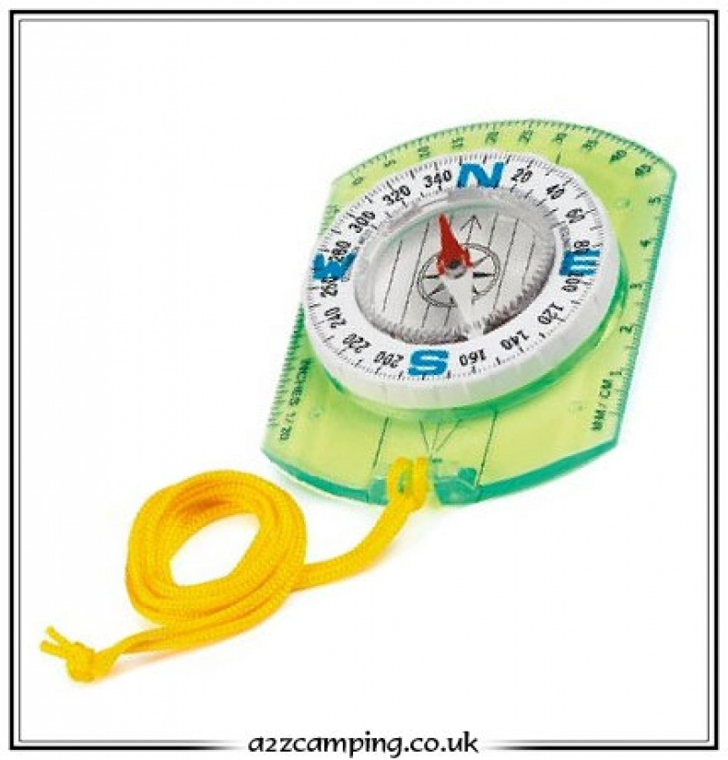 Gelert Camping/Hiking Deluxe Magnifying Map Compass NEW by ...