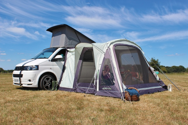 Outdoor Revolution Movelite T2 AIR Drive Away Awning | 2020