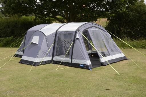 Kampa Bergen 4 AIR Pro Inflatable Tent   2018