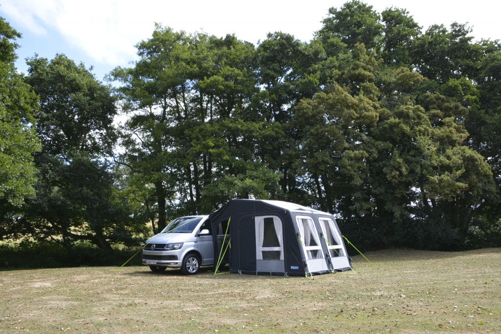 Kampa Motor Rally Air Pro 260 Drive Away 2019