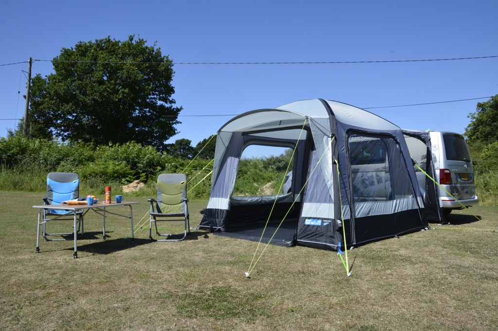 Kampa Travel Pod Cross Air Drive Away Awning 2019