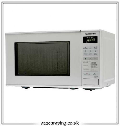 Panasonic Low Watt Caravan Camping Microwave Oven