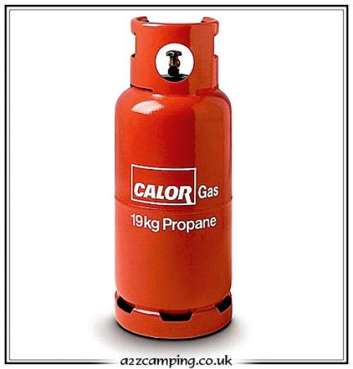 Propane Calor Gas Bottle 19Kg