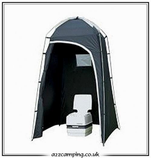 & Quest Traveller Toilet Utility Tent
