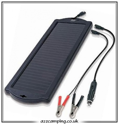 Ring Solar Power Battery Charger Maintainer