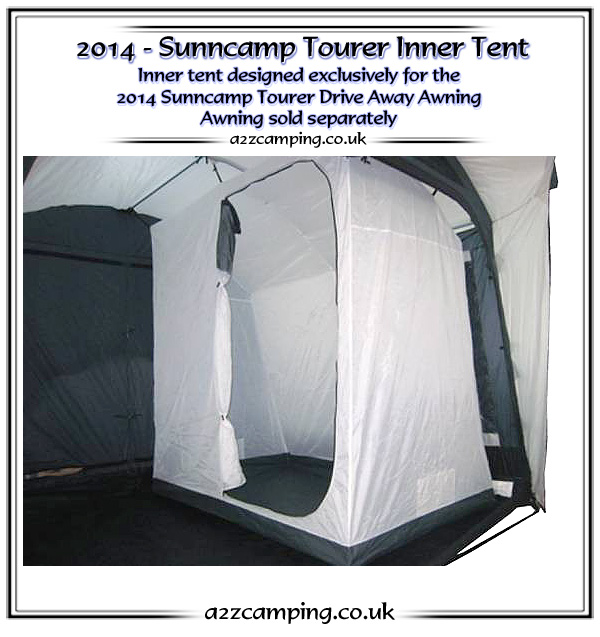 Sunncamp Tourer Motor Awning New For 2014