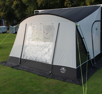 Sunncamp Swift 325 Deluxe Caravan Porch Awning New For