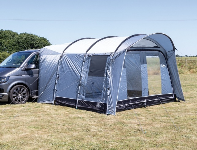 Sunncamp Tourer 335 Motor Plus Low/Tall Drive-Away Awning | 2019