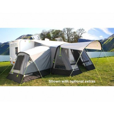 Cpl Crusader Climate Air 350 Inflatable Awning